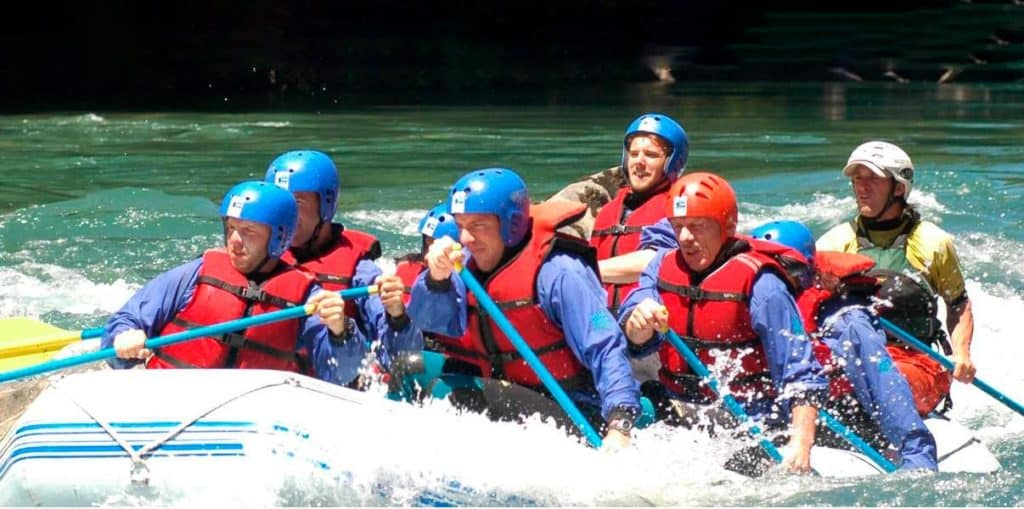Rafting-aldea-andina-resort