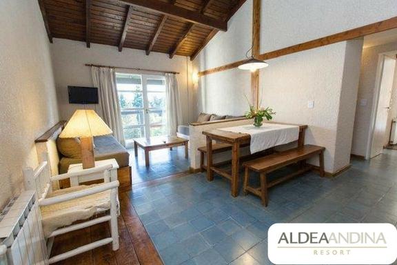 Bariloche - Aldea Andina - Living (6)