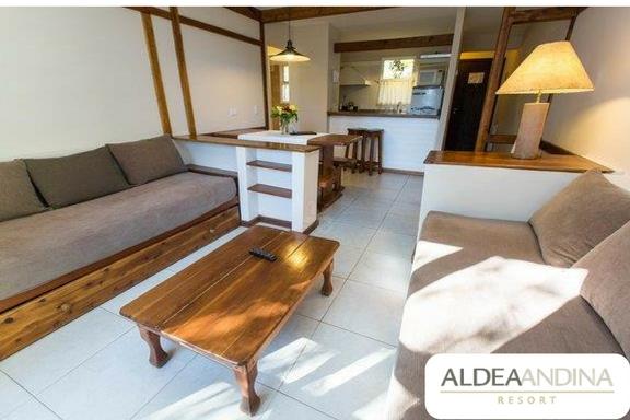 Bariloche - Aldea Andina - Living