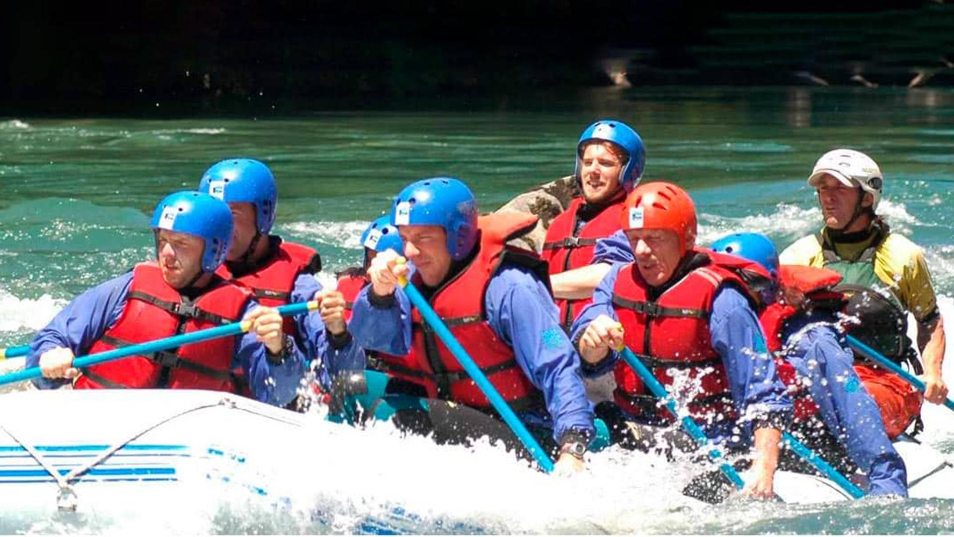 Rafting-aldea-andina-resort